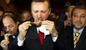 """"""" أردوغان """" يريد استقبال عسكري ومأدبة عشاء رسمية خلال زيارته لبرلين"""