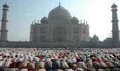 منع المسلمين من أداء صلاة الجمعة في تاج محل