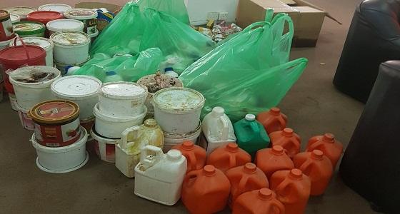 ضبط 73 مخالفة للاشتراطات الصحية والنظافة بمحلات بيع المعسل والشيشة