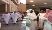بالفيديو.. أمير الرياض بالنيابة يتفقد أمانة المنطقة ويستمع للشكاوى