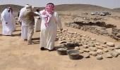 """كشوفات حديثة تظهر أن """" الدوادمي """" كانت موطنا لصهر وتصدير المعادن قبل 1200 عام"""