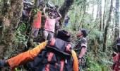 العثور على الطفل الناجي الوحيد من تحطم طائرة إندونيسية