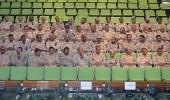 بالصور.. مدرسة إشارة الحرس الوطني تخرج عدد من الدورات