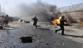 إصابة 4 أشخاص إثر انفجار عبوة ناسفة شرقي بغداد