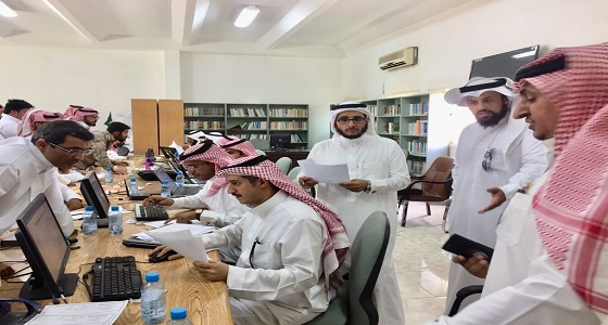 معالجة قبول 1003 طلاب بخميس مشيط