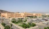 الكود الأصفر في مستشفى رجال ألمع إثر حادث مروري