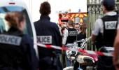 قتيل وجريحان إصابتهما خطرة في هجوم بسكين قرب باريس