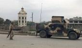 """"""" طالبان """" تسقط صواريخ على القصر الرئاسي بكابول أثناء كلمة الرئيس"""