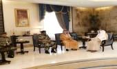 """"""" الفيصل """" يلتقي مساعد وزير الداخلية لشؤون العمليات"""
