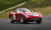فيراري 250 GTO موديل 1962 تباع بسعر قياسي 48.5 مليون دولار