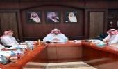 مدير عام تعليم الرياض بالإنابة يؤكد على التسديد المبكر لاحتياجات المدارس