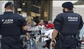 """مقتل مسلح """" جزائري """" في برشلونة.. والشرطة تؤكد: عمل إرهابي"""