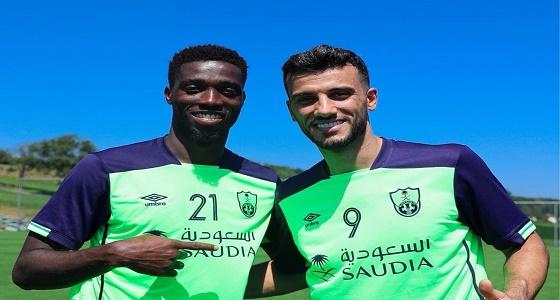 رسميا.. أجانب الأهلي في البطولة العربية
