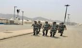 قائد قوات أمن الحج يقف على تجهيزات قوات الطوارئ الخاصة بالمشاعر المقدسة
