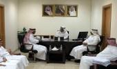 آل طاوي يعقد اجتماعاً لمتابعه اعمال التاشيرات الموسمية