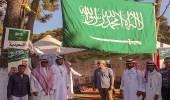المملكة تشارك بالمخيم الكشفي العربي في الجزائر
