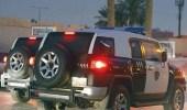 """حادث مروري يكشف خيوط قضية سرقة بـ """" الأفلاج """""""