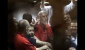 الجنايات المصرية تقضي بإعدام 75 متهما بينهم قيادات من الإخوان