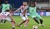 مباراة ودية بين البرتغال وكرواتيا