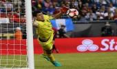 حارس بوليفيا: الأخضر لعب جيدا بالمونديال.. ونتمنى الفوز عليه