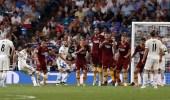 بالصور.. ريال مدريد يفوز بثلاثية نظيفة على روما بدوري أبطال أوروبا