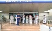 حريق في مستشفى الثغر بجدة ونقل 7 حالات تنويم إلى المستشفيات