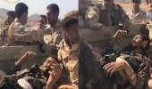 بالفيديو.. رجال الحرس الوطني يقتلون مجموعة من الحوثيين بصعدة