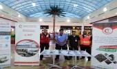 الهلال الأحمر يحتفي باليوم العالمي للإسعافات الأولية في الرياض