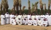 22 مرشداً زراعياً يزورون الحقل الإرشادي في محافظة بيشه
