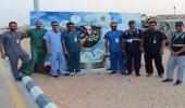 صحة الرياض تشارك بفريق طبي في تمرين درع الوقاية 2