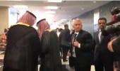 بالفيديو.. ردة فعل وزير الخارجية تجاه قناة كندية أرادت إجراء لقاء صحفي معه