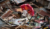 ارتفاع عدد ضحايا زلزال وتسونامي إندونيسيا إلى 832 شخصا