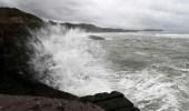 إعصار قوي يضرب اليابان موقعا جرحى
