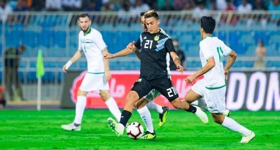 مدرب المنتخب العراقي: المواجهة مع الأرجنتين كانت صعبة