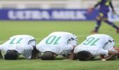 بالصور.. المنتخب الوطني تحت 19 عامًا يتغلب على مضيّفه منتخب إندونيسيا