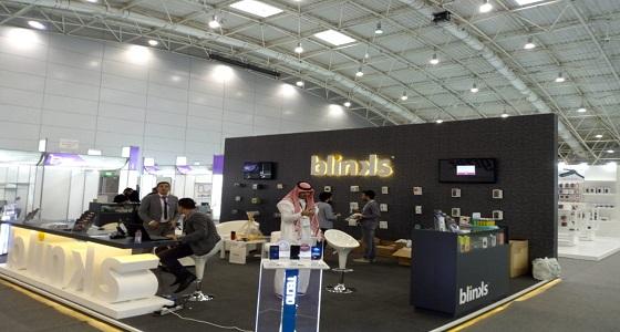 """شركة بلنكس تشارك في المعرض السعودي الدولي الأول بتكنولوجيا الجوالات وملحقاتها """" Saudi Mobile shopper """""""