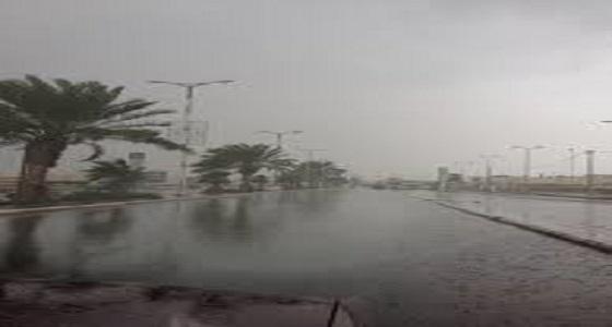 """"""" أمن الطرق """" تحذر مستخدمي 3 طرق نتيجة سقوط الأمطار"""