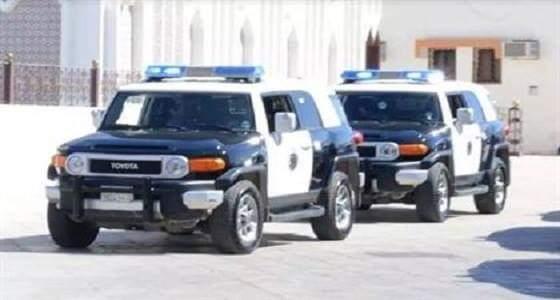 """"""" الشرطة """" تقبض على سارق أغنام في عرعر"""