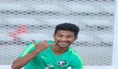 """بالصور.. """" الأخضر """" يختتم تحضيراته لمواجهة الصين بكأس آسيا للشباب"""