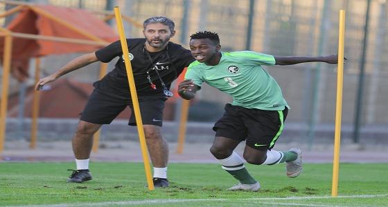بالصور.. المنتخب الوطني تحت 19 عامًا يختتم تحضيراته لودية العراق