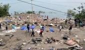 زلزال بقوة 5.6 درجات يضرب جزيرة سولاويسي الإندونيسية