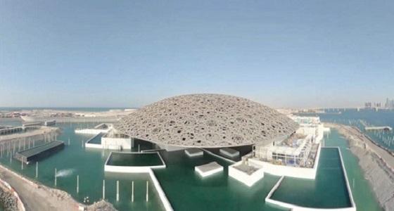 دبي تستقبل روائع أثار المملكة في متحف اللوفر