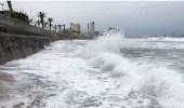 """إعصار """" ويلا """" يضرب الساحل المطل على المحيط الهادي في المكسيك"""