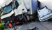 مقتل 18 شخصا في حادث تصادم بين شاحنة عسكرية وحافلة صغيرة بإثيوبيا