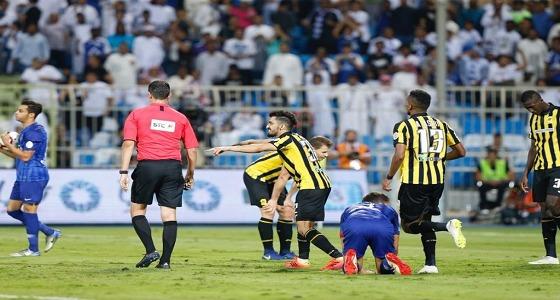 مدافع الاتحاد: قدمنا مباراة كبيرة وأهداف الهلال ليست من أخطاء دفاعية