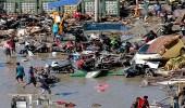 ارتفاع حصيلة ضحايا الزلزال والتسونامي في إندونيسيا إلى 1234 قتيلا