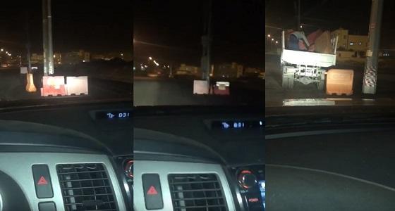 بالفيديو.. بلدية أحد رفيدة تتفاعل مع استغاثة أهالي مخطط عبيان
