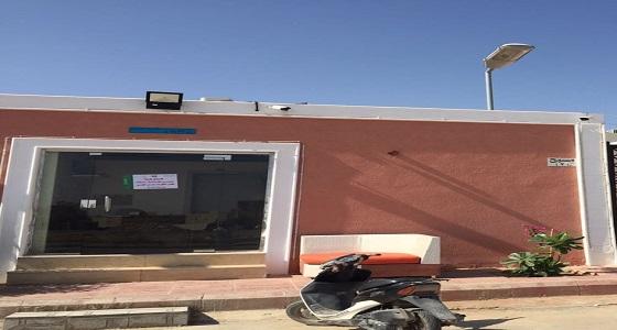 """بالصور.. """" أمانة الرياض """" توقف الخدمات عن 91 مبنى مخالفا"""
