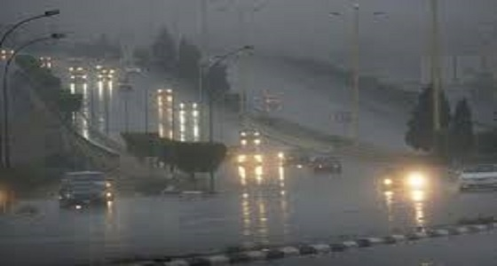 تنبيها متقدما بهطول أمطار على مكة ومحافظات الطائف