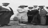 مكتبة الملك عبدالعزيز العامة تنظم معرض صور الأميرة أليس بلندن